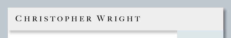 ChrisWright.com